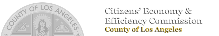 Citizens' Economy & Efficiency Commission